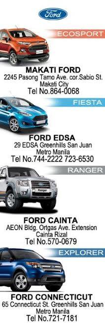 Ford Edsa