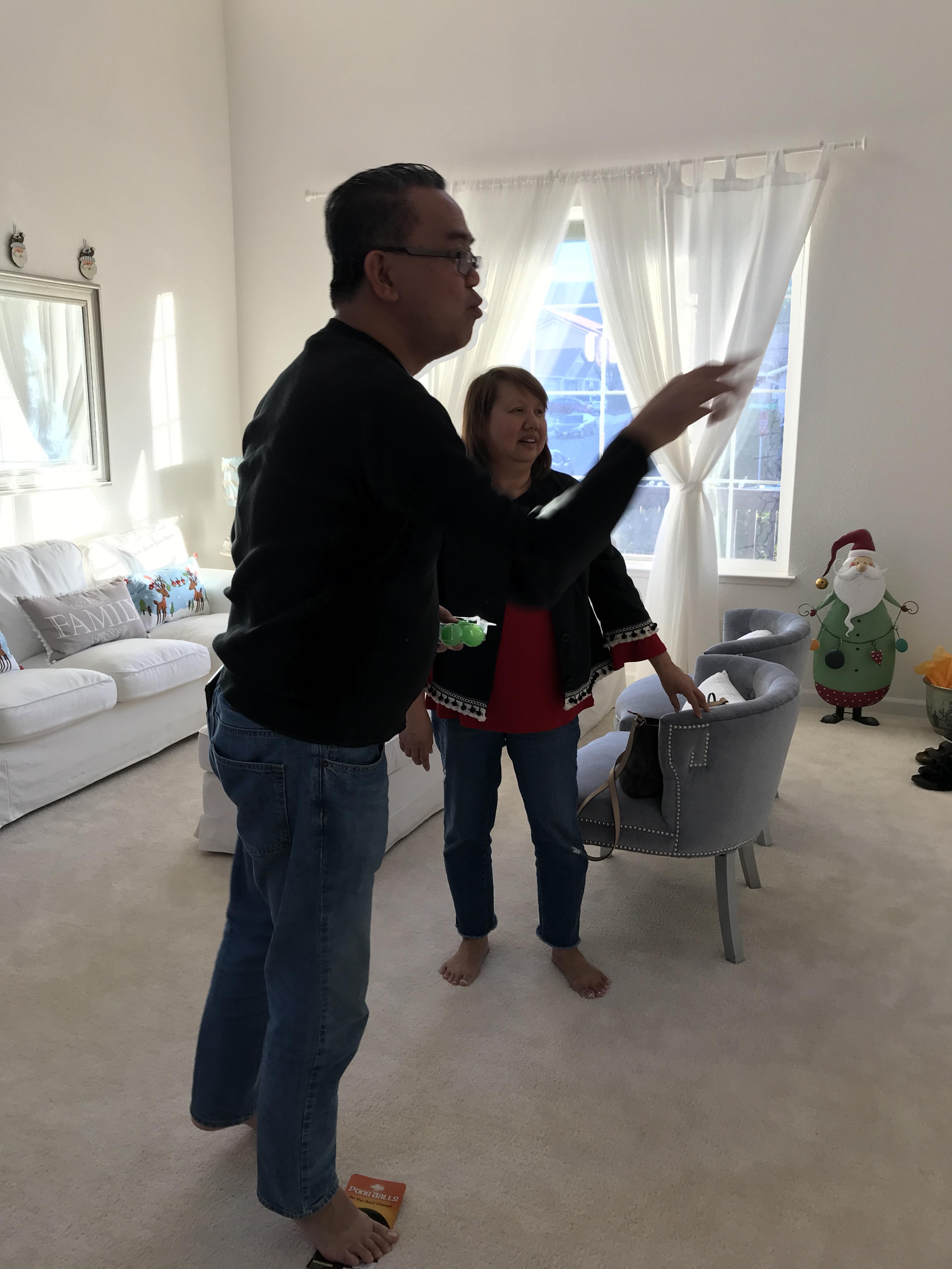 Tan Family Christmas Gathering |