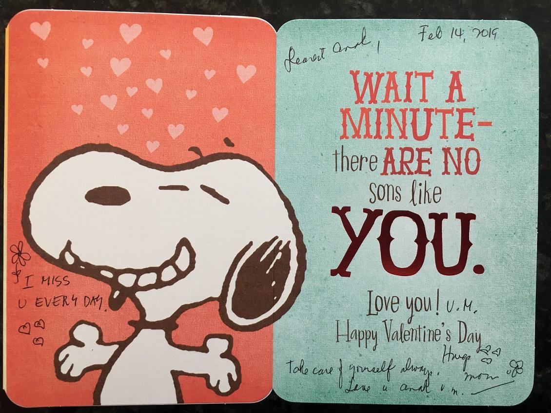 Happy Valentines Son
