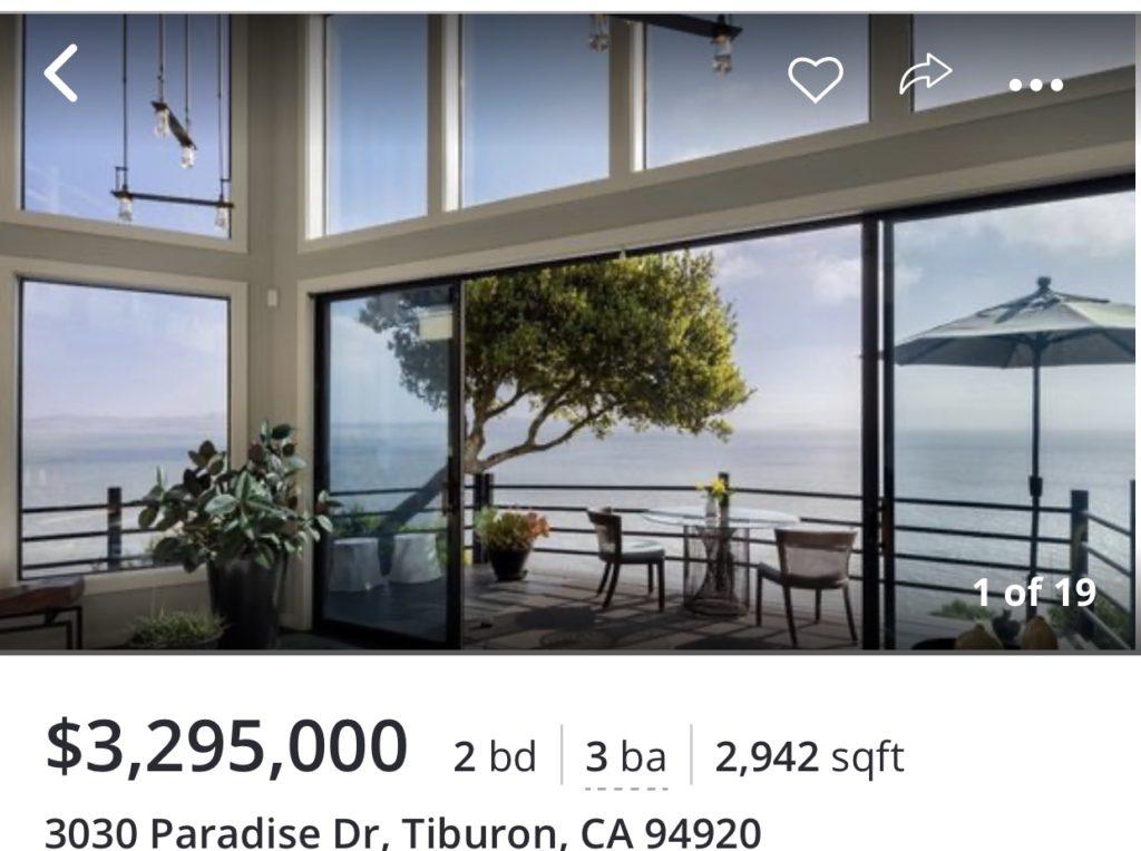 Tiburon house